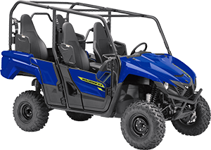 2020 WolverineX4 EPS YamahaBlue right front three quarter thumbnail