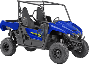 2020 Wolverine X2 YamahaBlue right front three quarter thumbnail